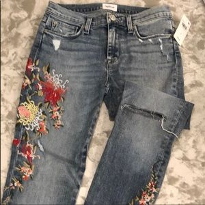 Hudson Jeans - Nico Midrise Ankle Super Skinny